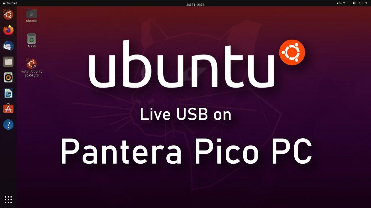 Ubuntu on Pico PC