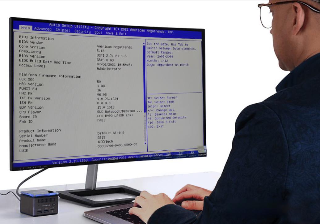 Pantera Pico PC Bios