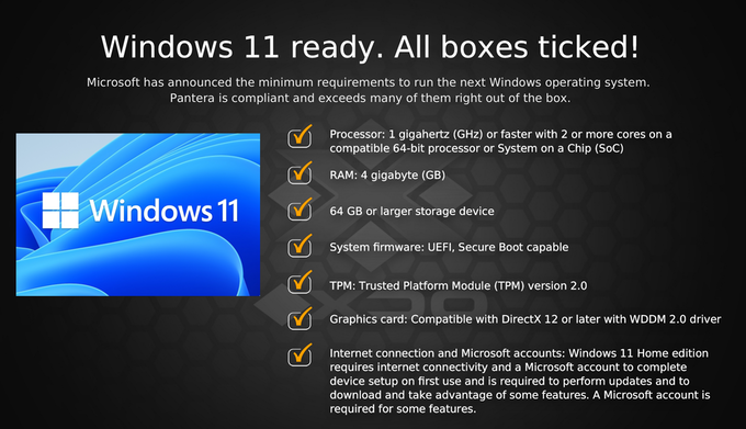 Window 11 ready