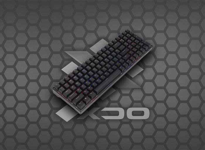 Black Keyboard-100