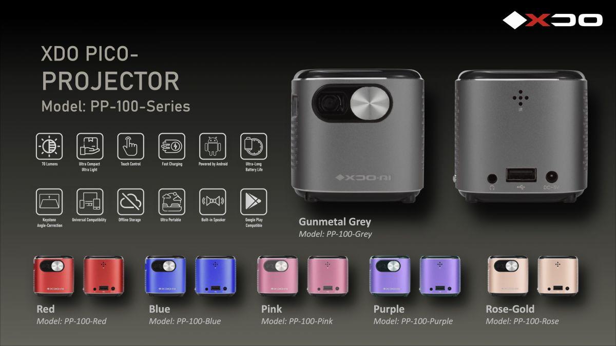 Pico Projector Specs