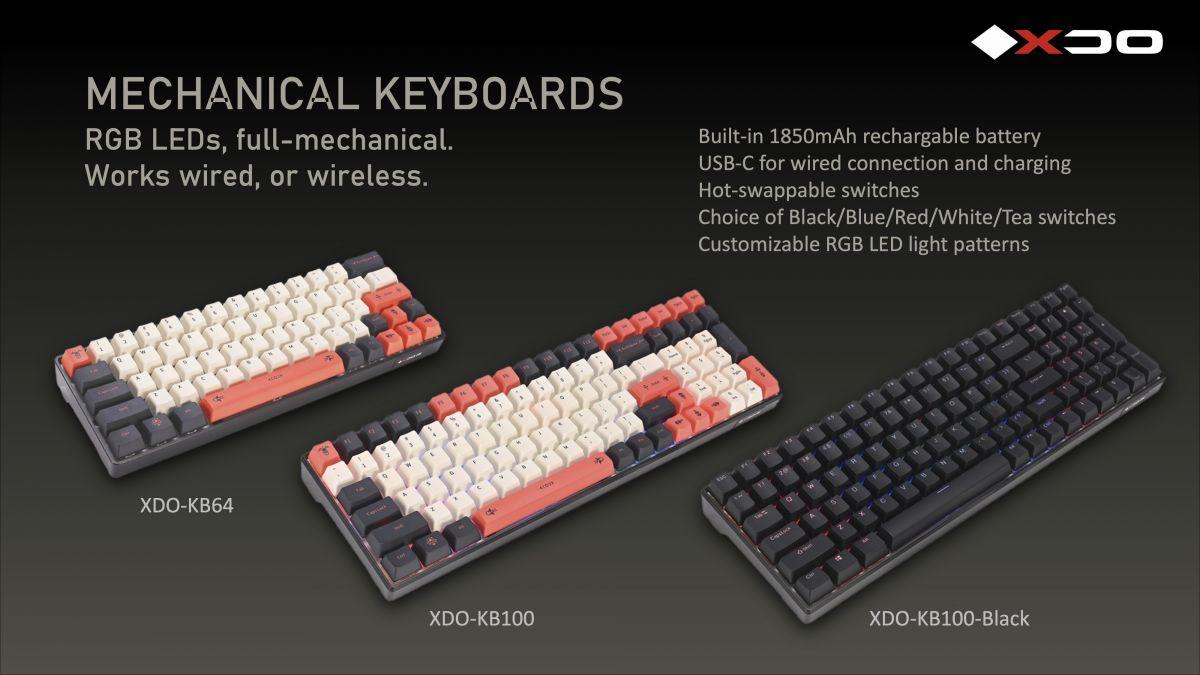 Mechanical Keyboaard
