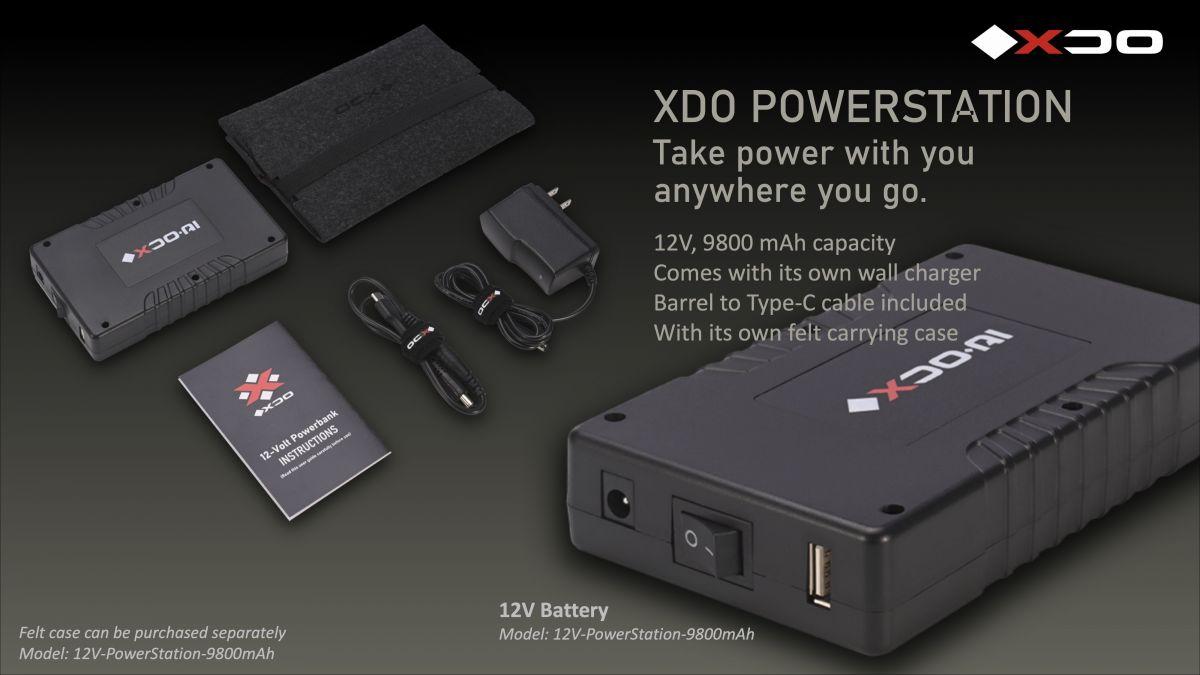 Pico PC power station